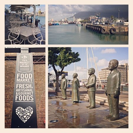 Cape Town Seamore Express Tours and Guesthouse: Waterfront Cape Town