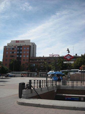 ibis Madrid Centro Las Ventas: Hotel Ibis Las Ventas