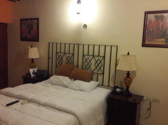 Koox Art 57 Boutique Hotel: Fridas room upstairs very nice