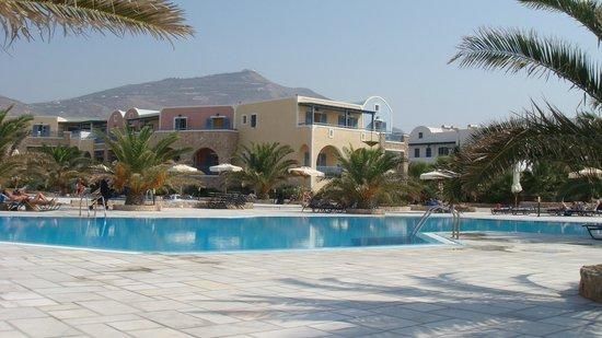 Santo Miramare Resort: Piscina