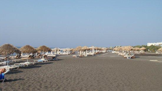Santo Miramare Resort: La spiaggia