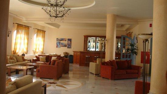 Santo Miramare Resort: Hall
