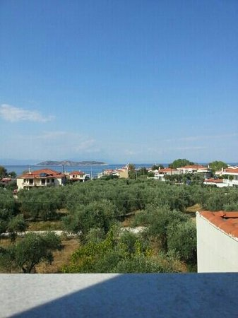 Thetis Apartments And Studios: room with a view thetis apartment's