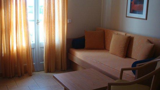 Santo Miramare Resort: La stanza