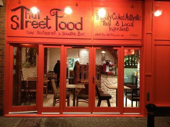Thai Street Food Worthing Restaurant Reviews Phone