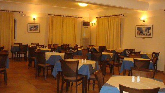 Santo Miramare Resort: Il ristorante