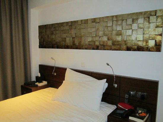 Achilleos City Hotel: Camera