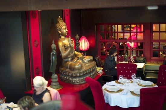 L'Indochine : Bao à table...