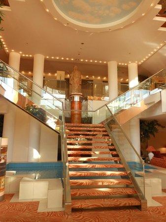Relexa Hotel Frankfurt/Main : The entrance