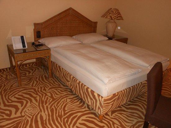 Relexa Hotel Frankfurt/Main : The room view 2