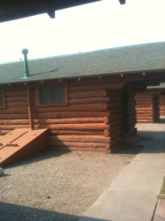 Buffalo Bill Cabin Village: Cabin