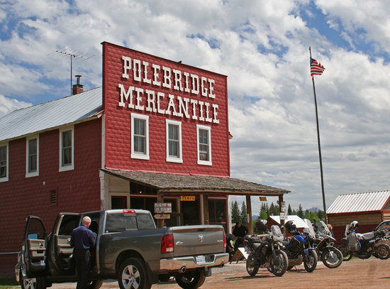 The Polebridge Mercantile : Bakery heaven in the middle of nowhere