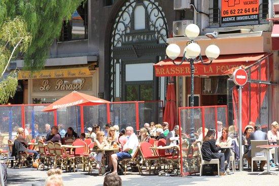 Brasserie La Fontaine