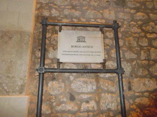 Borgo Antico di Otranto : descrizione del borgo