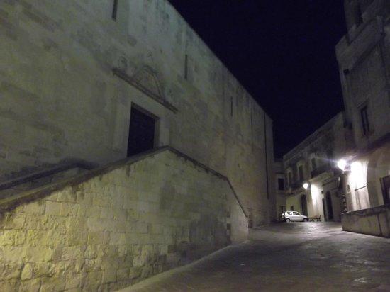 Borgo Antico di Otranto : la cattedrale Sx