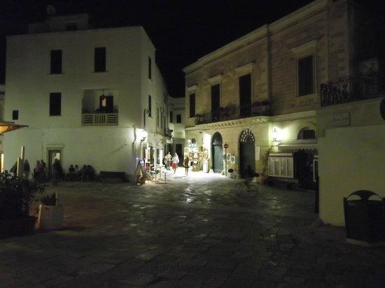 Borgo Antico di Otranto : piazza