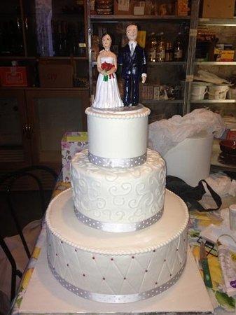 Castello di Montignano Relais & Spa: torte matrimoni