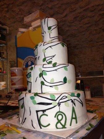 Castello di Montignano Relais & Spa : matrimonio australiano