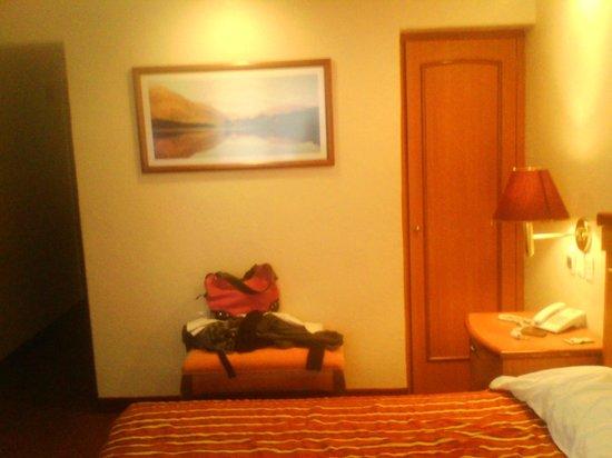 Hotel San Diego: Decorada