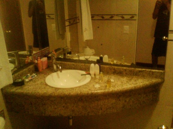 Hotel San Diego : Baño muy coqueto