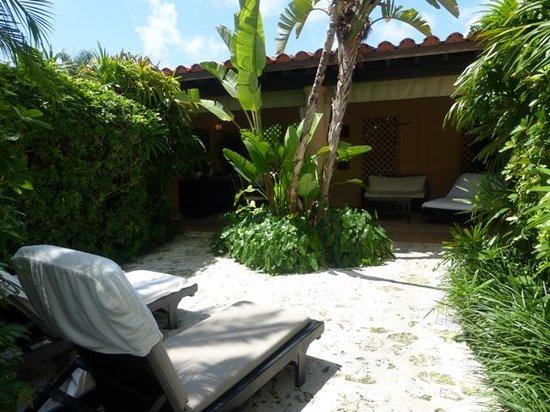 The Biltmore Hotel Miami Coral Gables : cabana