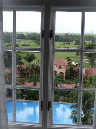 The Biltmore Hotel Miami Coral Gables : vue chambre
