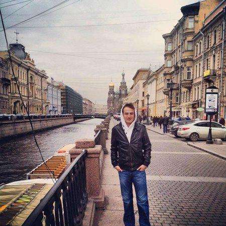 เซนต์ปีเตอร์สเบิร์ก, รัสเซีย: Kanlı Kilise