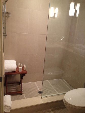Mill Street Inn: Shower