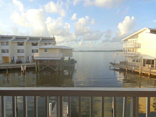 Cedar Cove Beach & Yacht Club : What a view!