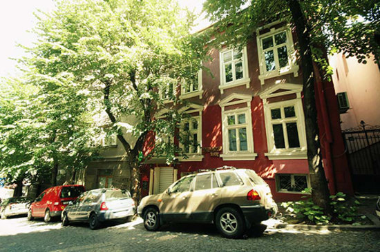Bed and Breakfast Belgrade: Exterior
