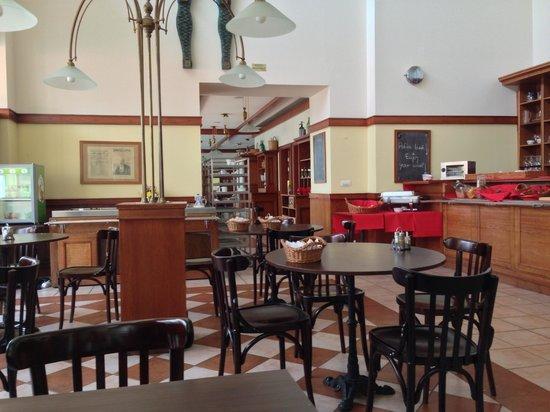 Ibis Bucuresti Gara de Nord: Dining Area