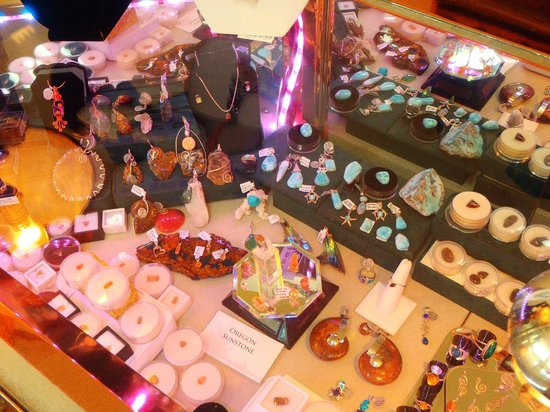 Rock Your World: Pacific Northwest Gem & Jewelry Gallery: Gems and treasures!