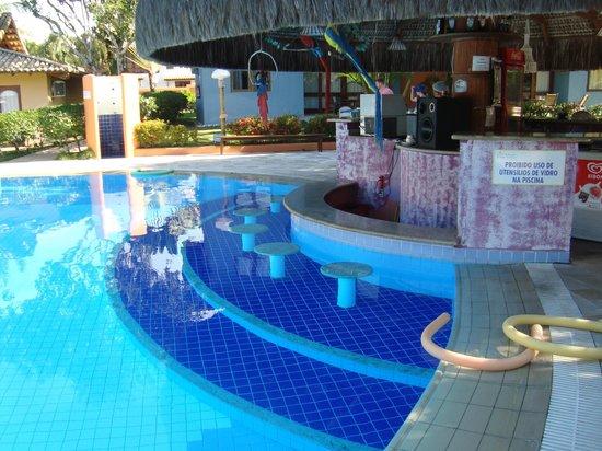 Mar Paraiso Resort : Bar de piscina