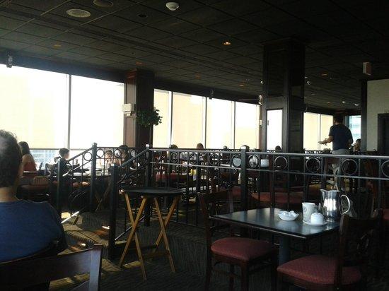 Holiday Inn Rosslyn @ Key Bridge: Restaurante
