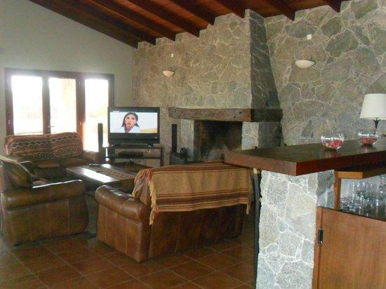 Hotel Playa Sere: HALL CENTRAL - Hogar a leña,