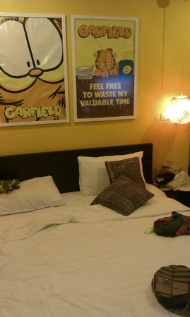 The Spot Legian: my room