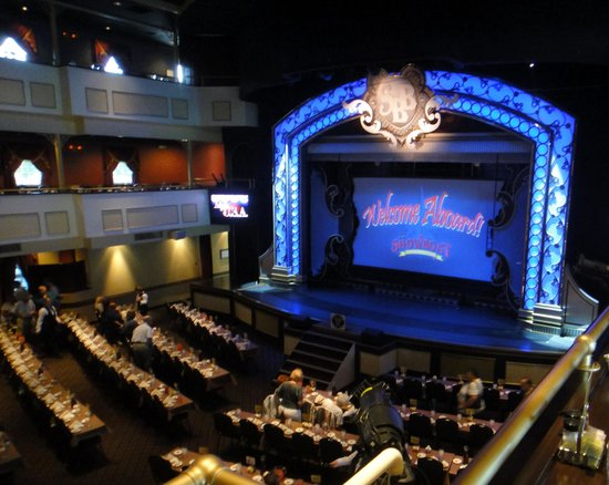 Showboat Branson Belle: The Stage