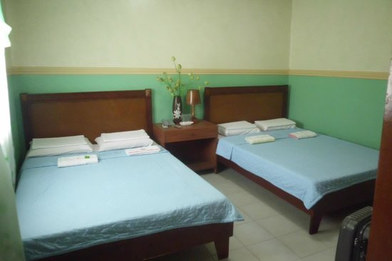 Water Paradise Resort: Beds