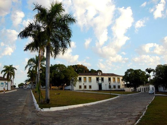Historic Centre of the Town of Goias: Centro histórico de Goiás