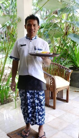 Bali Mystique Hotel and Apartments: Staff