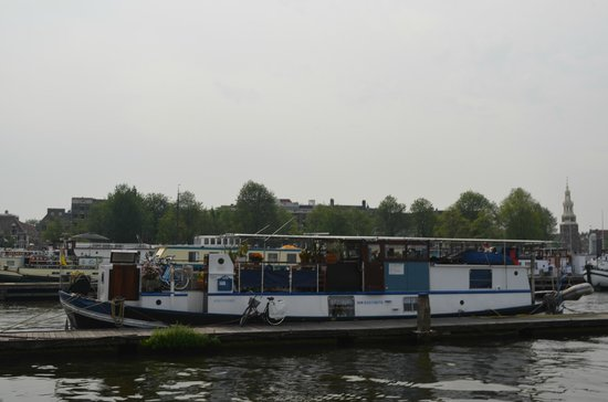 Hostelboat Anna Maria II: Muy recomendable !