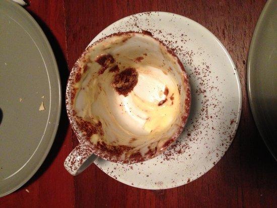 Molina Italian Wine & Cuisine: Best tiramisu I ever had
