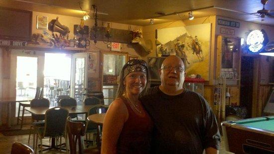 Ponderosa Cafe: The Crabby Chef