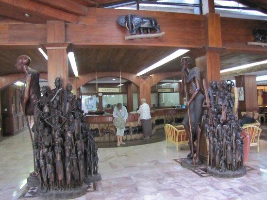 Impala Hotel : Lobby