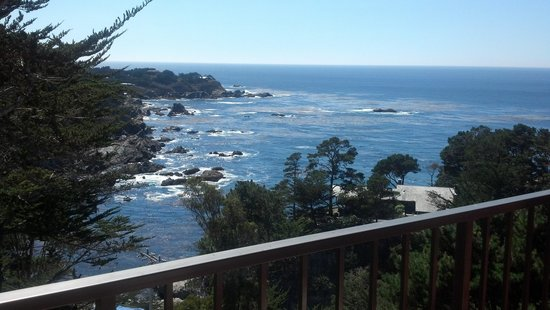 Tickle Pink Inn: room 30 view of Pacific