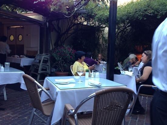 Della Santina's Trattoria: a nice evening at the trattoria