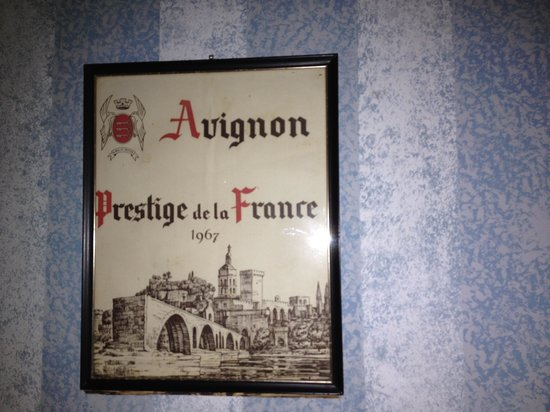 L'Auberge Provencale Bed and Breakfast: Classic French Room 9 decor