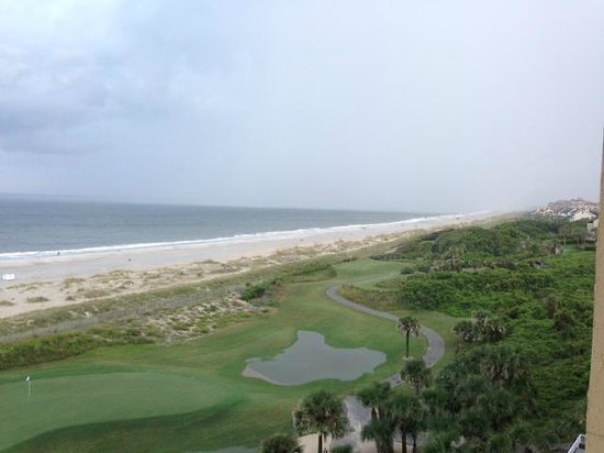 Omni Amelia Island Plantation Resort : view from room