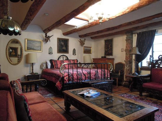 La Dona Luz Inn, An Historic Bed & Breakfast : Santiago Room