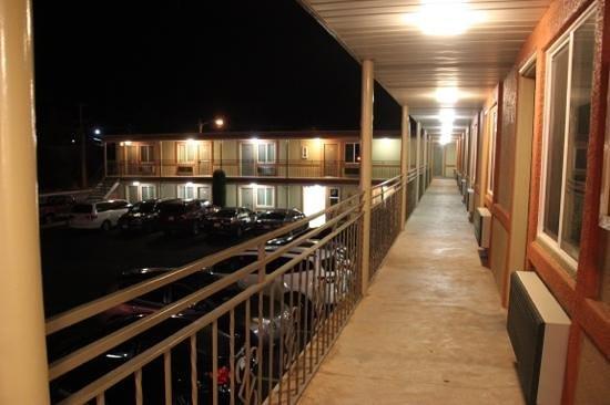 EconoLodge : hotel de nuit